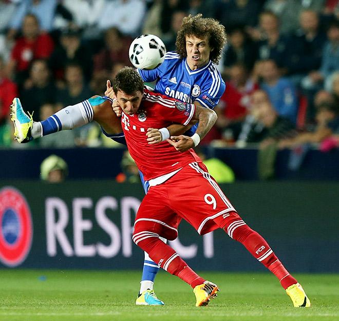 30.08.2013. Суперкубок Европы. «Бавария» — «Челси» — 2:2 (5:4 пен)