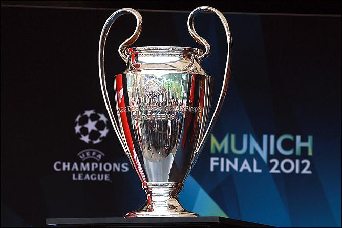 "Футбол. Лига чемпионов. ""Бавария"" — ""Челси"""