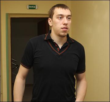 Антон Бурдасов и самый главный шанс в его жизни