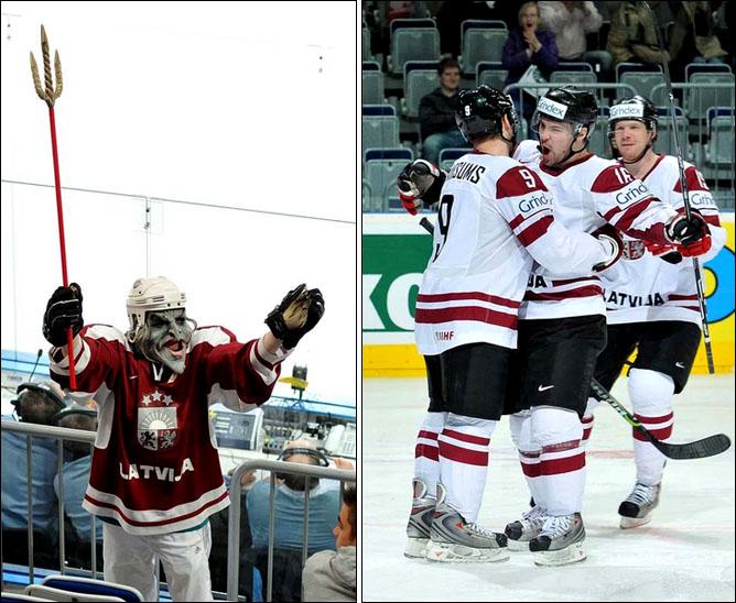 12.05.2010. ЧМ-2010. Италия - Латвия - 2:5. Фото 02.