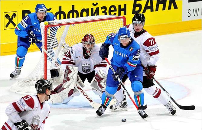 12.05.2010. ЧМ-2010. Италия - Латвия - 2:5. Фото 05.