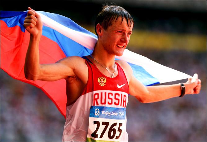 Российский легкоатлет года – Валерий Борчин
