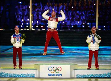 Последнее награждение Олимпиады