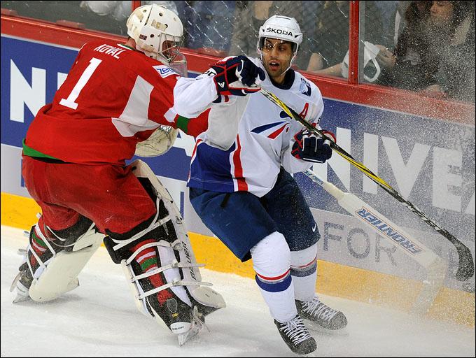 Виталий Коваль против сборной Франции