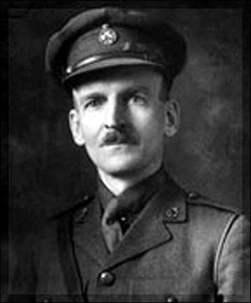 Полковник Гарри Трихи, 1915 год