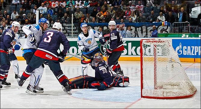 12.05.2010. ЧМ-2010. Финляндия - США - 3:2. Фото 01.