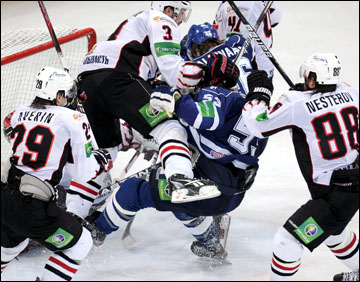 Такой хоккей хотят увидеть все!