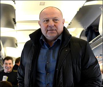 "Будущее ""Спартака"" связано с именем Фёдора Канарейкина"