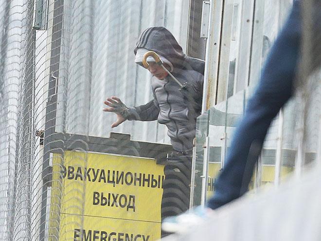 Реакция фанатов «Динамо» на вылет клуба в ФНЛ