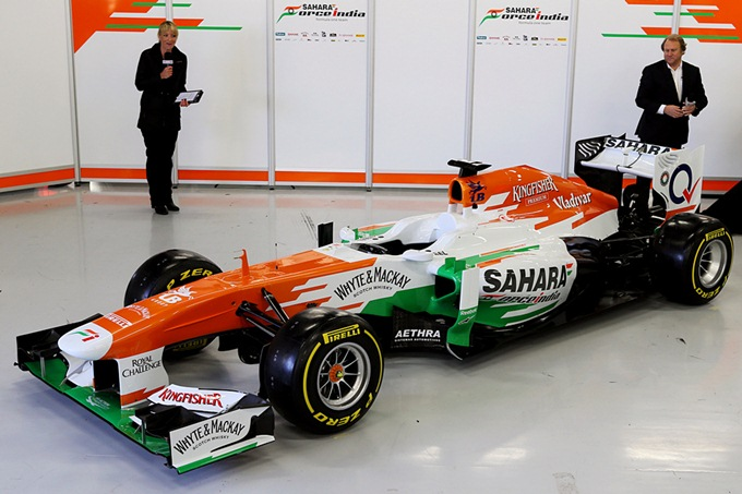 Sahara Force India VJM06