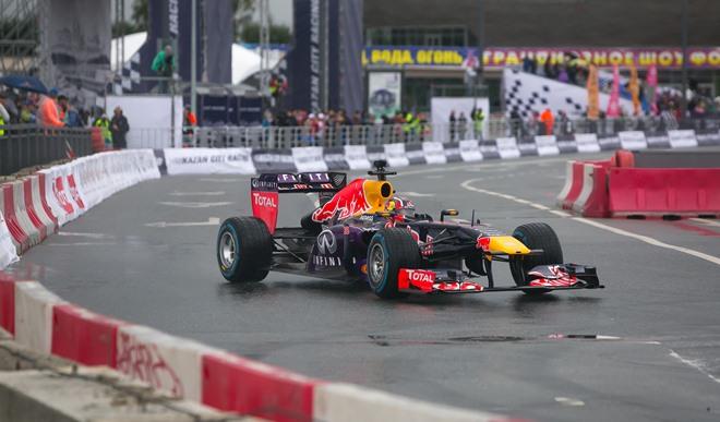 Даниил Квят на Kazan City Racing