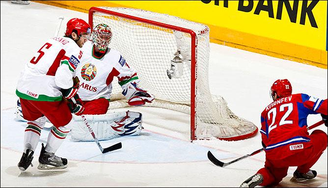 13.05.2010. ЧМ-2010. Россия - Белоруссия - 3:1. Фото 05.