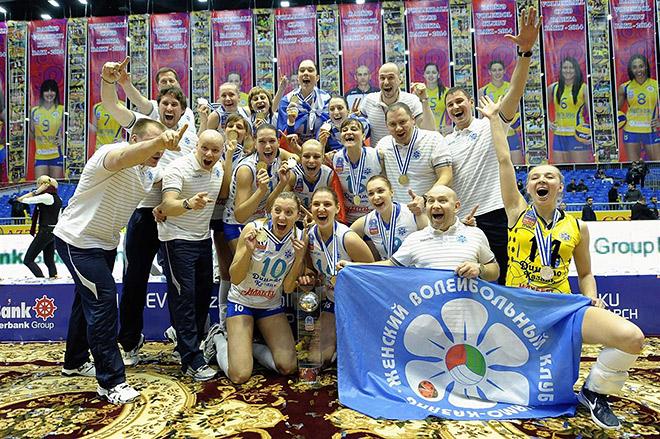 В 2014 году «Динамо» выиграло Лигу чемпионов