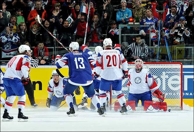 13.05.2010. ЧМ-2010. Франция - Норвегия - 1:5. Фото 01.
