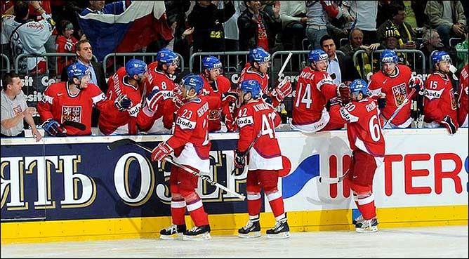 13.05.2010. ЧМ-2010. Швеция - Чехия - 1:2. Фото 03.