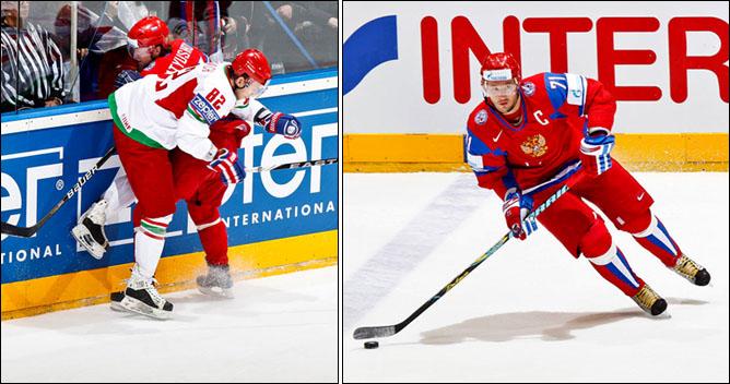 13.05.2010. ЧМ-2010. Россия - Белоруссия - 3:1. Фото 09.
