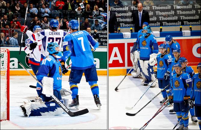 13.05.2010. ЧМ-2010. Казахстан - Словакия - 1:5. Фото 07.