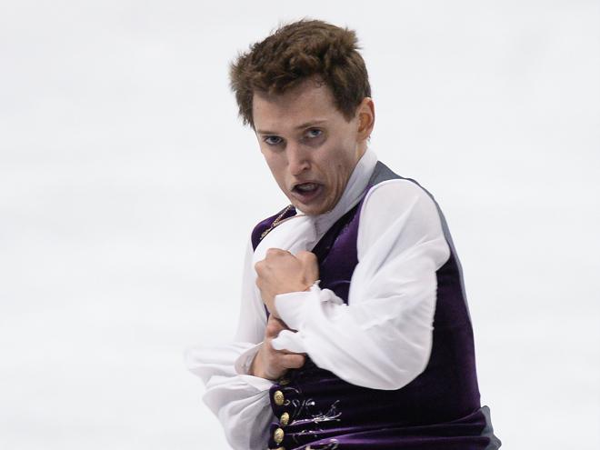Максим Ковтун на чемпионате мира-2016
