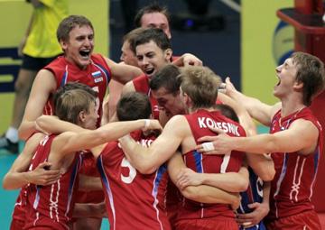 Молодёжная сборная России — действующий чемпион мира