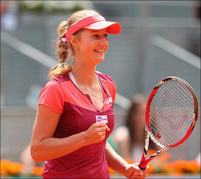 Екатерина Макарова пробилась в четвертьфинал
