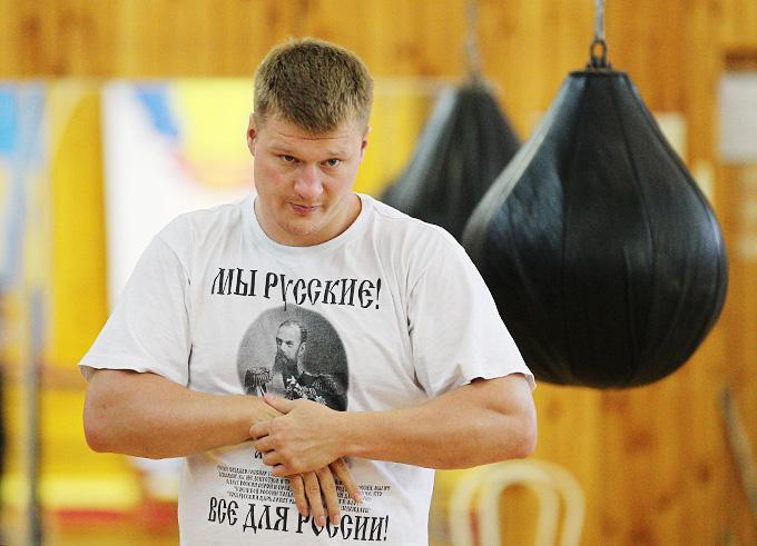 Поражение в бою с Кличко не сломило Александра Поветкина, он возвращается на ринг