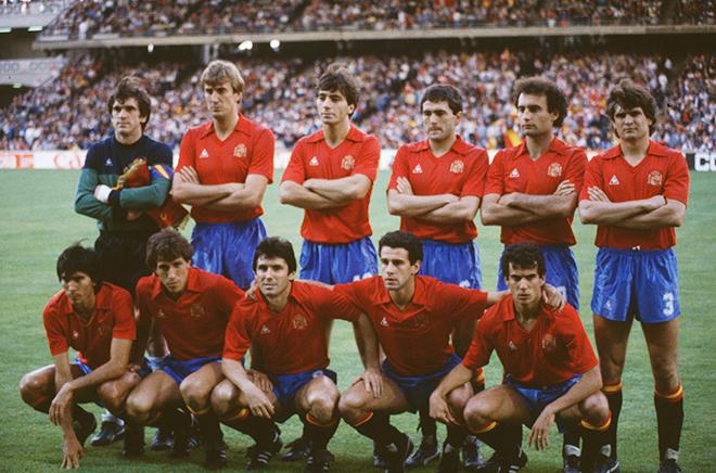 Евро-1984. Отборочный турнир. Испания – Мальта – 12:1
