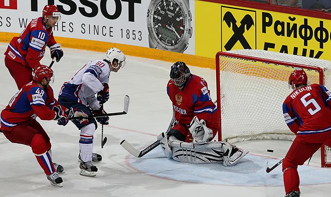 09.05.2013. Россия – Франция – 1:2