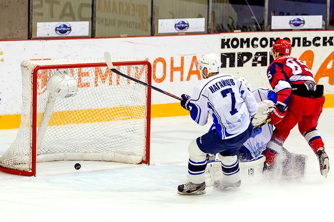 Андрей Разин разгромил Вячеслава Уваева с феерическим счётом 8:2