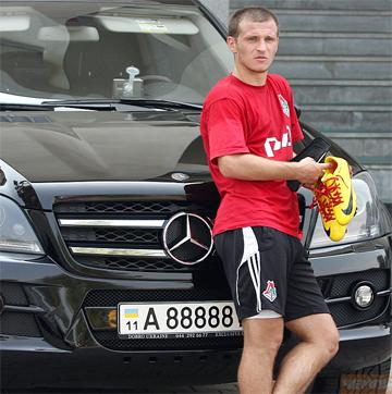Ещё один бывший клиент Лахтера — Александр Алиев