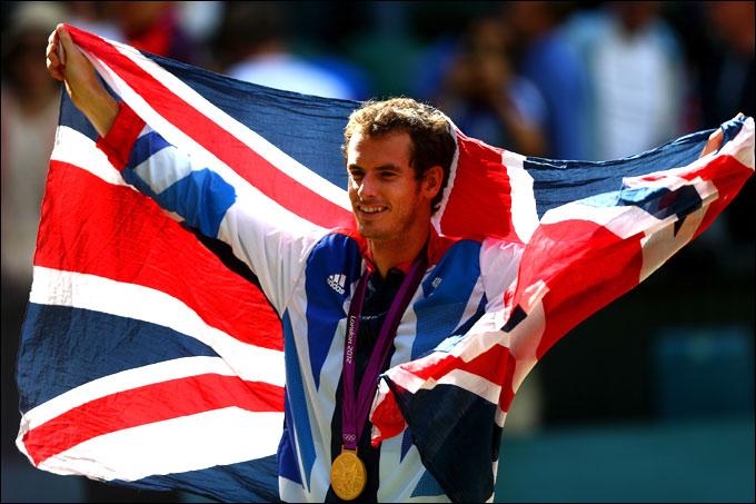 Энди Маррей стал олимпийским чемпионом на домашних Играх