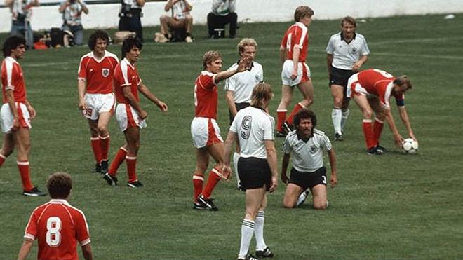 ЧМ-1982. ФРГ – Австрия – 1:0
