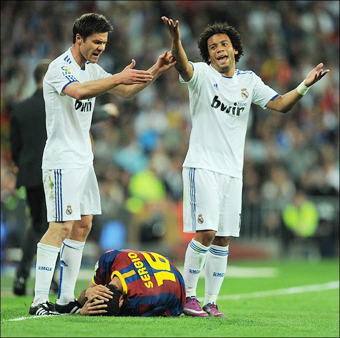"""В эпоху Хосепа Гвардиолы """"Барселона"""" славилась не только своей изящной игрой в футбол, но и игрой в театр"""