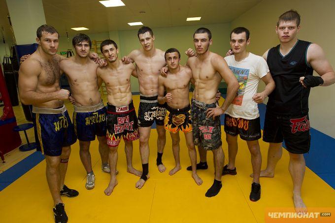 Сборная России по тайскому боксу