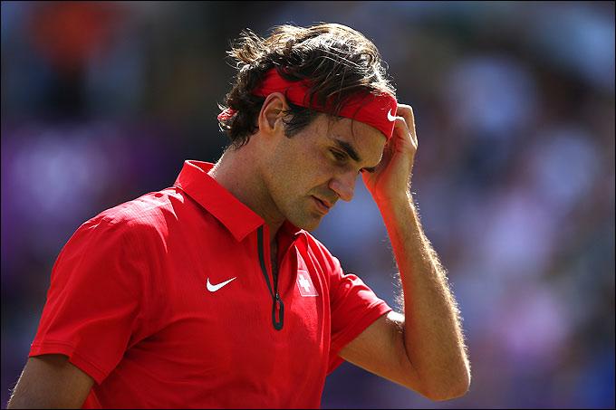 Роджер Федерер добавил к золоту Пекина серебро Лондона