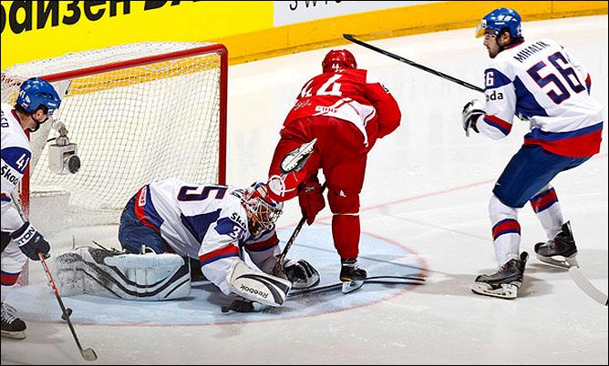 14.05.2010. ЧМ-2010. Словакия - Дания - 0:6. Фото 01.