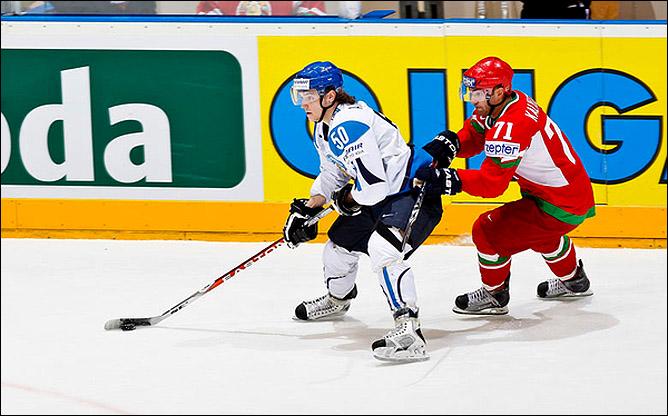 14.05.2010. ЧМ-2010. Финляндия - Белоруссия - 2:0. Фото 03.