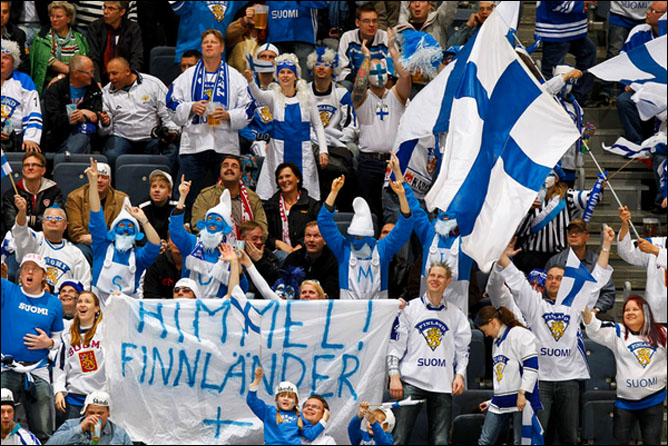 14.05.2010. ЧМ-2010. Финляндия - Белоруссия - 2:0. Фото 04.
