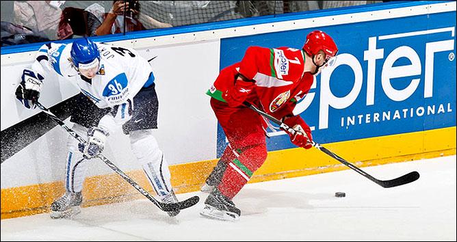 14.05.2010. ЧМ-2010. Финляндия - Белоруссия - 2:0. Фото 05.