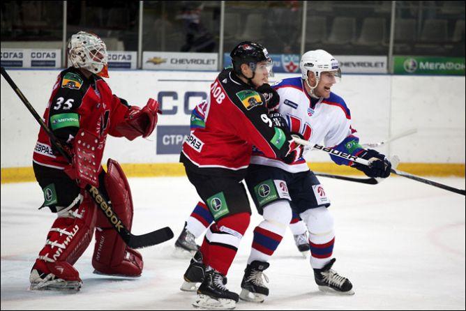 Дмитрий Орлов: Новокузнецк брал, Баффало брал, плей-офф не брал...
