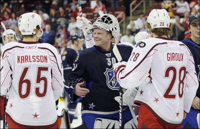 30 января 2011 года. Роли. Матч Звезд НХЛ.