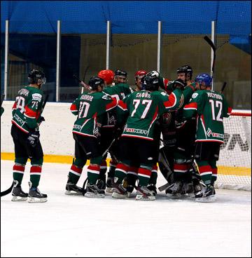 Массовый хоккей в Татарстане