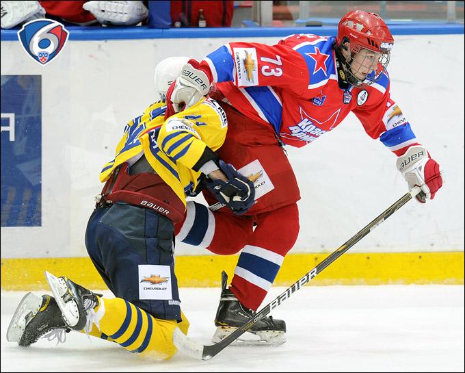 Валентин Зыков: Я понимал, что рядом со мной находятся ребята, которые выиграли Кубок Стэнли! Невероятно!