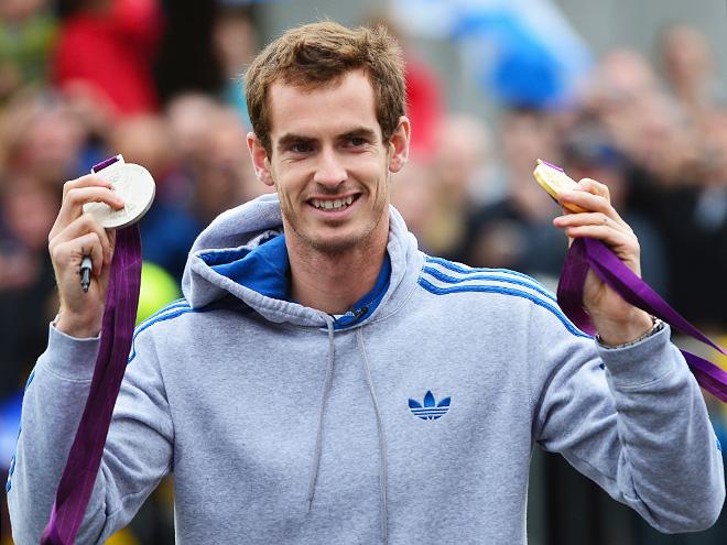 Золотая медаль Олимпиады-2012 и победа на Уимблдоне-2013