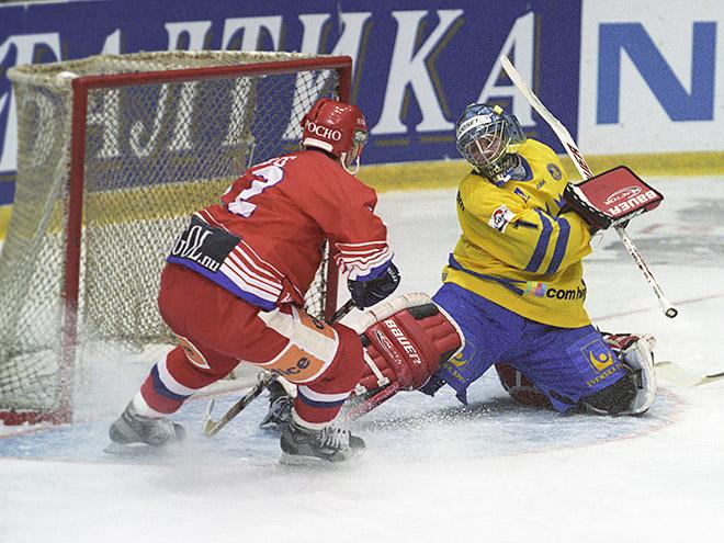 09.05.2000. Швеция – Россия – 2:4