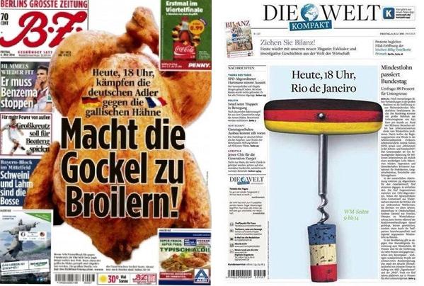 Немецкая пресса