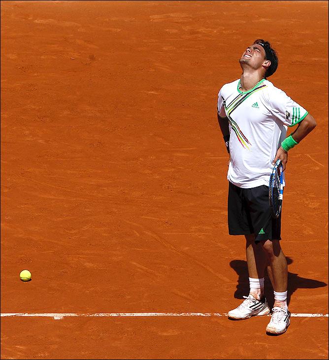 Победа Фабио в 1/8 финала стоила ему усугубления травмы