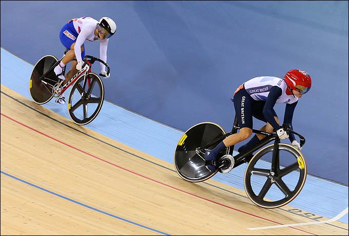 За счёт велоспорта Британия смоггла опередить Россию в общем медальном зачёте