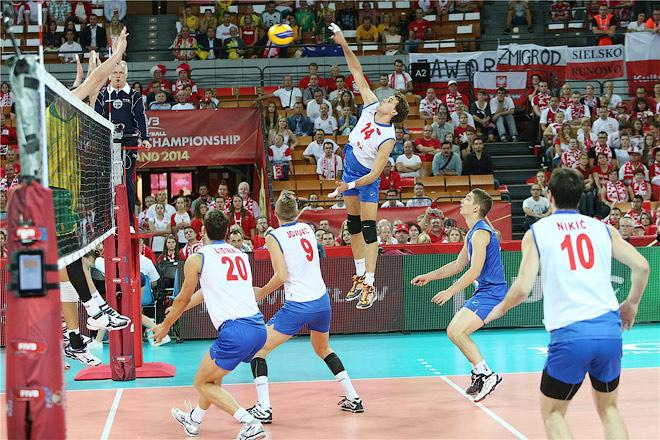 Сербия — Австралия — 3:1