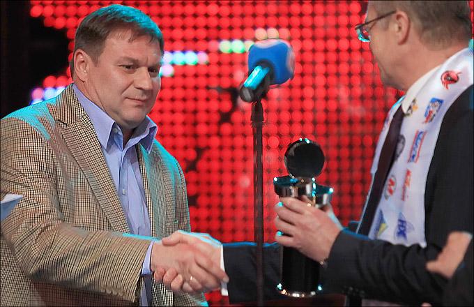 Олег Гросс и Александр Медведев