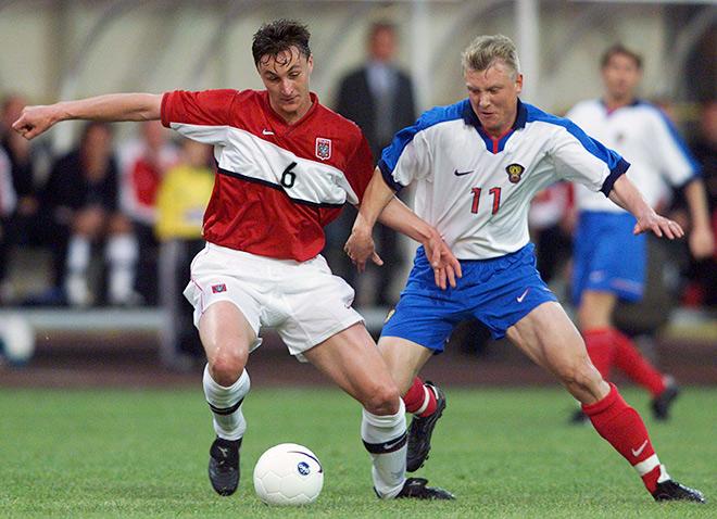 Форма сборной России 1998-99 годов